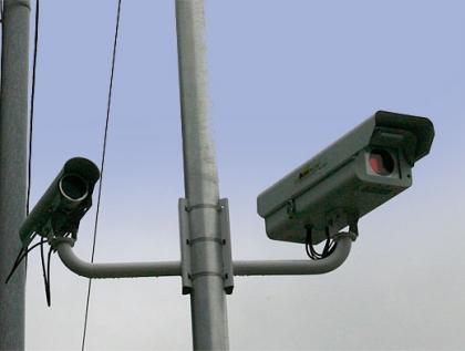 Камеры наблюдения ГИБДД по