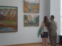 Выставка художников Башкортостана