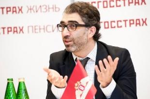 Пресс конференция президента группы