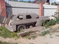 5 самых необычных автомобилей Челябинской области