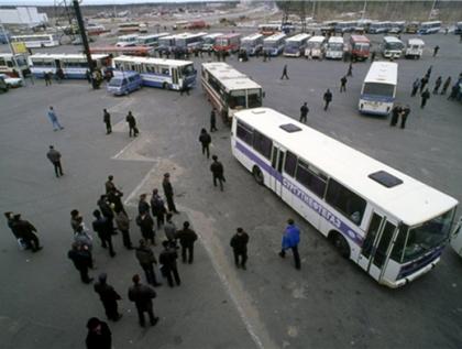Автобус №13к поменяет свой
