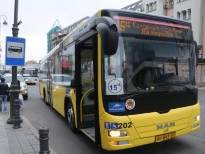 Новые пассажирские автобусы