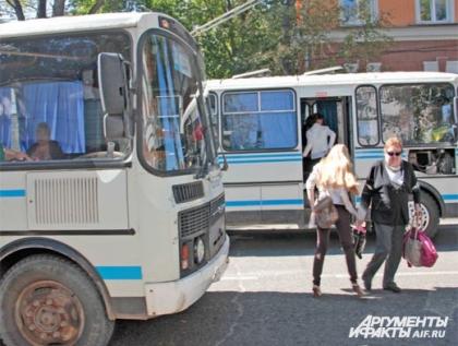 Движение городского транспорта в Иркутске 21 июня будет продлено до 00.30.