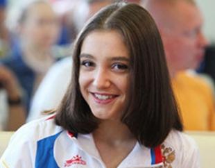 Алия мустафина поборется за медаль