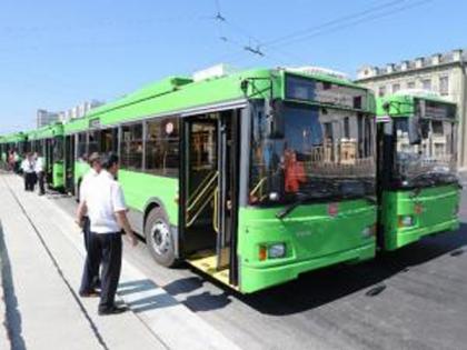 Маршруты троллейбусов №1 и №7