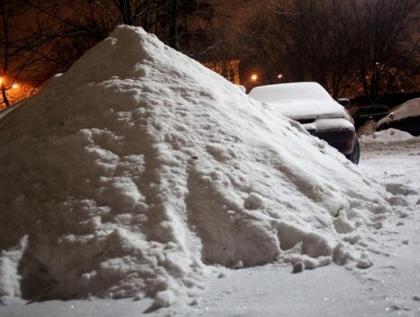 Первую станцию для плавления снега запустят в декабре