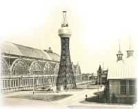 Гиперболоидная башня - сенсация Всероссийской промышленной и художественной выставки 1896 года в Нижнем.