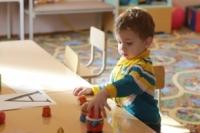 Лекотека поможет ребёнку догнать сверстников в развитии.