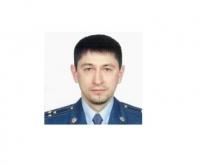 Паволин Сергей Владимирович назначен на должность заместителя прокурора Ростовской области.
