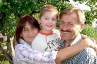 Владик сделал Алиевых счастливыми родителями.