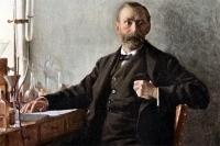 Альфред Нобель учился и работал в Петербурге, как в последствии и многие лауреаты его премии