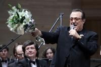 Концерт Робертино Лоретти в Москве.