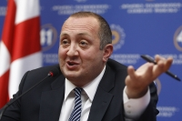 Георгий Маргвелашвили, одержавший победу на президентских выборах в Грузии.
