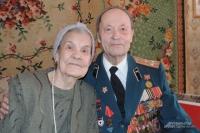 Супруги Смирновы вместе 7 десятков лет.