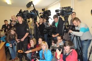 В Челябинске мужчина пытался пройти в здание правительства без пропуска