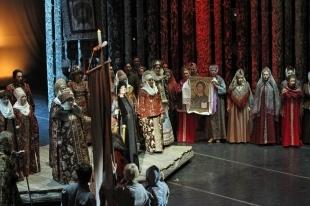 Челябинский театр оперы и балета получил гран-при фестиваля «Сцена»