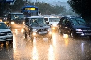 В Челябинске ожидается дождь
