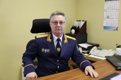 Глава следственного управления Челябинской области подал в отставку