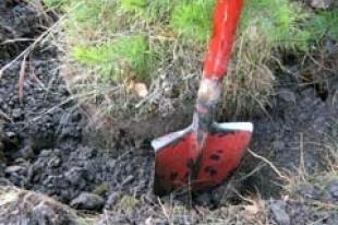 В Челябинской области нашли труп зарытого в земле мужчины