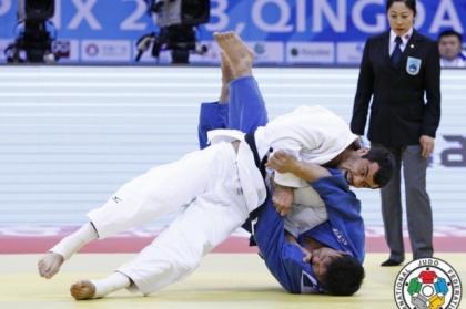 Челябинский дзюдоист выиграл «серебро» на турнире в Китае