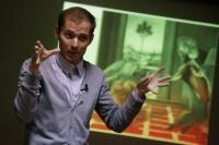 Александр Демахин, победитель конкурса «Учитель года России-2012»