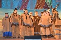 Солнечные дети с удовольствием участвуют в спектаклях.