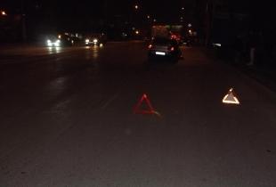 В Магнитогорске задержан водитель автомобиля причастный к ДТП