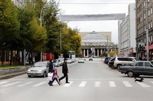 Проезжая часть на улице Мичурина временно станет уже