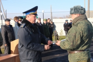 На Южном Урале введен в эксплуатацию новый военный городок