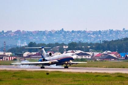 В челябинском аэропорту появился новый рейс Челябинск — Баку