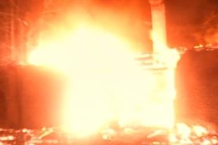 Южноуралец попытался сжечь себя живьем