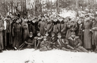 Первая мировая война. Юго-западный фронт. Братание между русскими солдатами 37-й стрелковой пехотной дивизии и венграми.