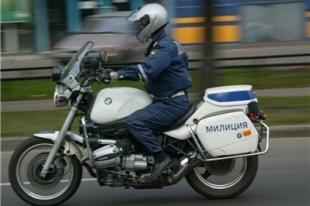 Южноуралец попал в аварию, фотографируясь во время езды на мотоцикле