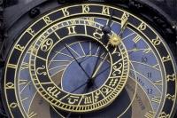 Астрологические часы в Праге.