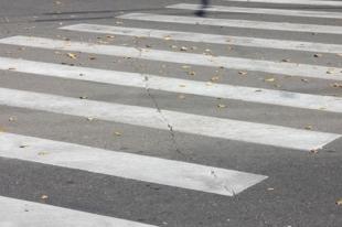 В Челябинске водитель «маршрутки» сбил мужчину на «зебре»