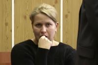Экс-глава департамента имущественных отношений Министерства обороны РФ Евгения Васильева.
