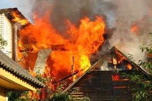 Более двухсот южноуральцев погибли на пожарах в 2013 году