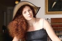 Российская журналистка и писательница Юлия Латынина.