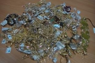 В Челябинской области молодой человек ограбил ювелирный магазин