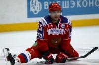 Алексей Морозов, игрок ЦСКА.