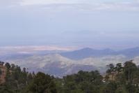 С вершины Олимпуса остров виден как на ладони