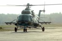 Вертолет Ми-8.