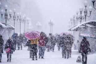 На Южном Урале портится погода. Синоптики ожидают в выходные метели