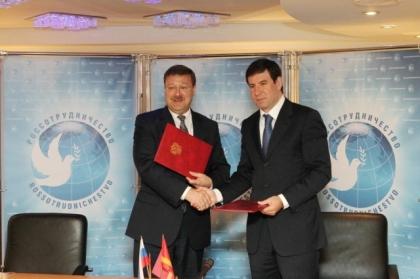 Юревич пытается привлечь в регион казахов и выходцев из Средней Азии