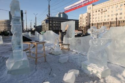 Новый 2014 год может пройти в Челябинске без ледового городка