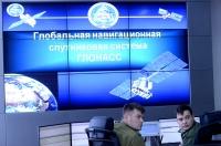 Командный пункт управления глобальной навигационной спутниковой системой (ГЛОНАСС) в главном испытательном космическом центре имени Г.С.Титова в городе Краснознаменск Московской области.
