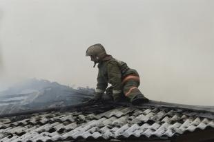 В Копейске за сутки произошло четыре пожара
