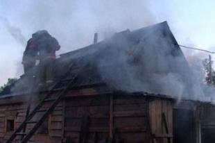 В Челябинской области 8-летняя девочка вынесла сестру из пожара