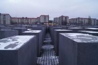 Мемориал жертвам Холокоста в Берлине.