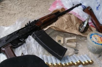 Силовики изъяли у журналистов газеты «Правда Златоуста» арсенал боеприпасов